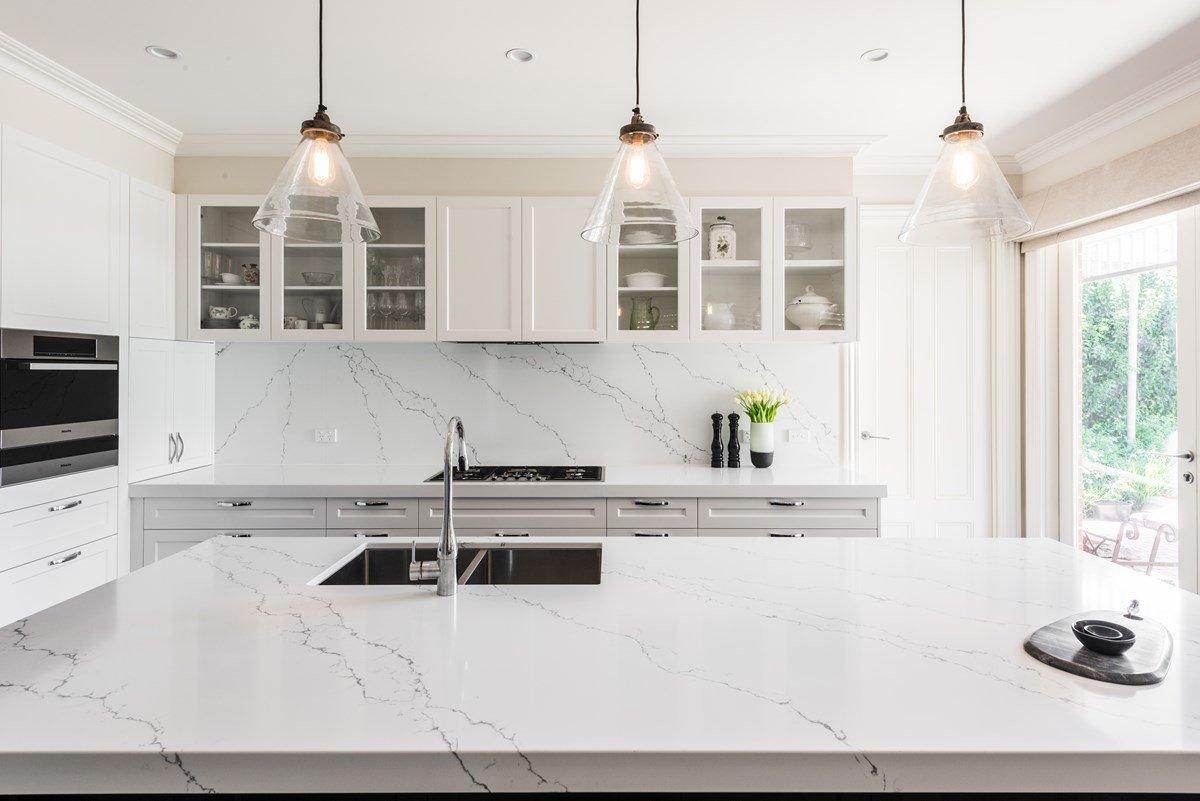 Full Height Backsplashes Are Trending Marble Granite World