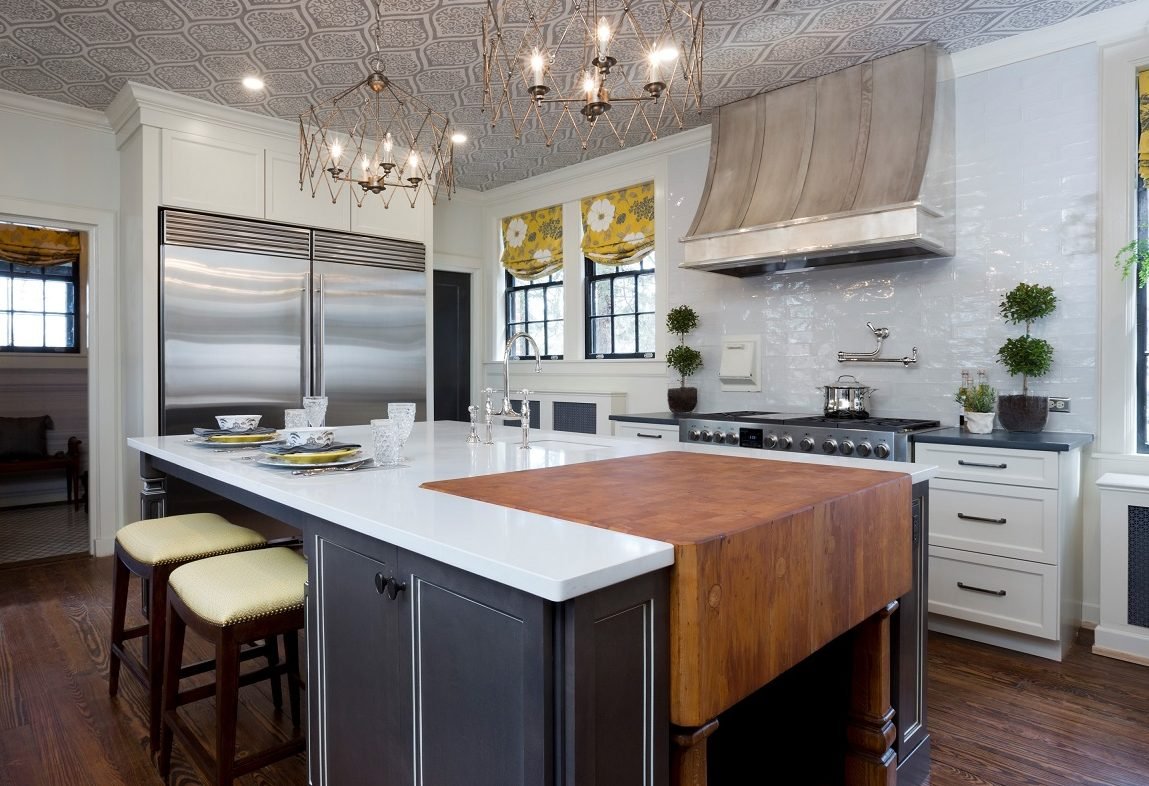 How To Mix And Match Kitchen Countertops Marble Granite